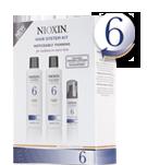 Nioxin Starter Set System 6 350 ml