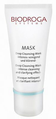BIODROGA MASKEN DEEP CLEANSING MASK
