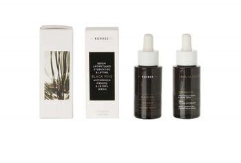 KORRES BLACK PINE – Reife Haut Straffendes Anti-Falten Serum für alle Hauttypen 30ml
