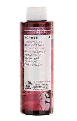 KORRES Duschgel JAPANESE ROSE 250ml