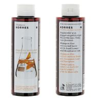 KORRES SUNFLOWER & MOUNTAIN TEA – für coloriertes Haar Shampoo 250ml