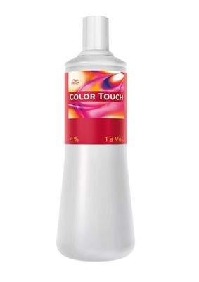 WELLA COLOR TOUCH INTENSIV EMULSION 4% 1 L