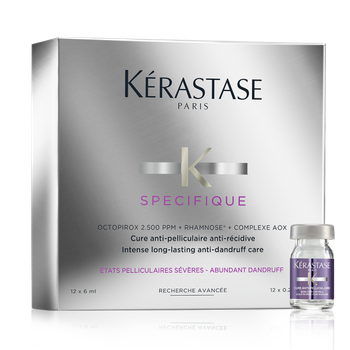 Kerastase Specifique Cure Anti Pelliculaire 12x6ml