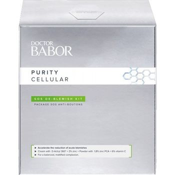 DOCTOR BABOR PURITY CELLULAR SOS DE BLEMISH KIT 55ML