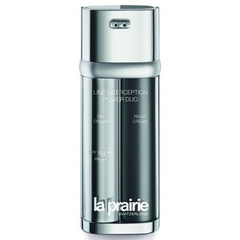 LA PRAIRIE ANTI AGING LINE INTERCEPTION POWER DUO 2 x 25 ML