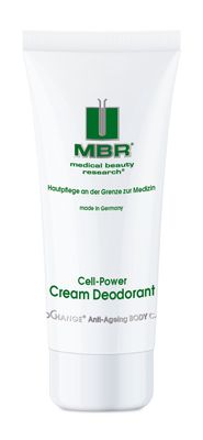 MBR BIOCHANGE ANTI AGEING BODY CARE CELL POWER  CREAM DEODORANT 50ML