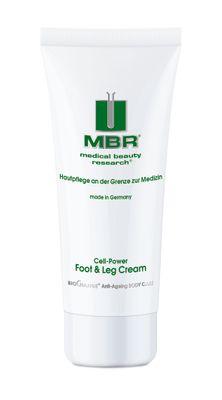 Mbr Biochange Anti Ageing Body Care Cell Power Foot&Leg Cream 100ml