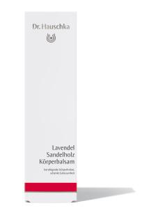 DR. HAUSCHKA LAVENDEL SANDELHOLZ KÖRPERBALSAM 145ML