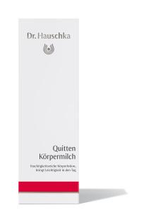 DR. HAUSCHKA QUITTEN KÖRPERMILCH 145ML