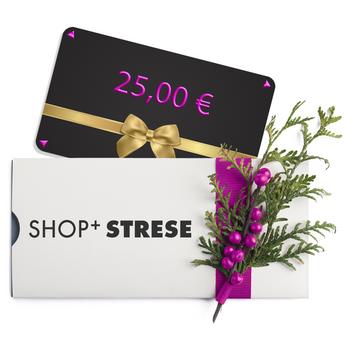 Geschenk Gutschein für Weihnachten 25€