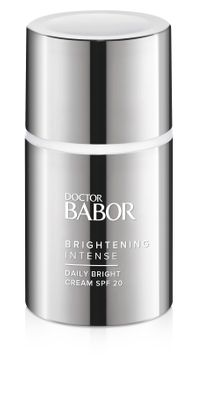DOCTOR BABOR BRIGHTENING INTENSE DAILY BRIGHT CREAM SPF 20 50ML