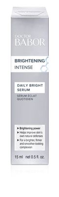 DOCTOR BABOR BRIGHTENING INTENSE DAILY BRIGHT SERUM 50ML