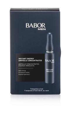 BABOR Men Instant Energy Ampoule 7X2 ml