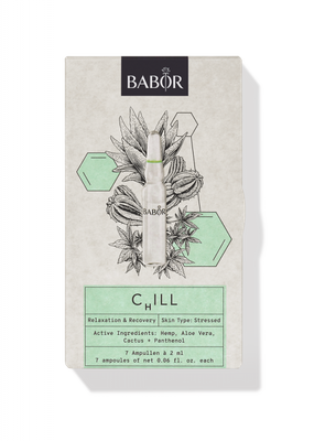 Babor Ampoule Concentrates Chill Set 7x2ml