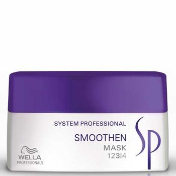 Detailbild zu Wella SP Smoothen Mask 200 ml