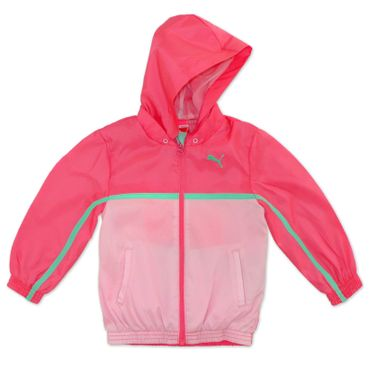 PUMA Kinder Windbreaker Jacke