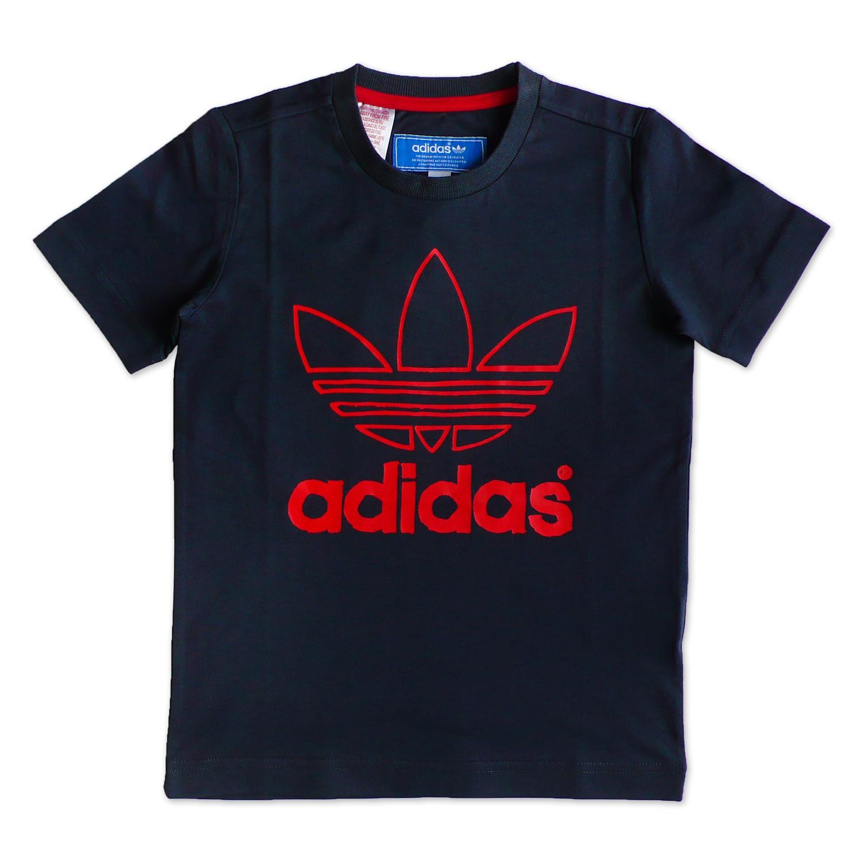 jungen adidas shirt