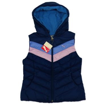 PUMA Hooded Down Vest – Bild 1