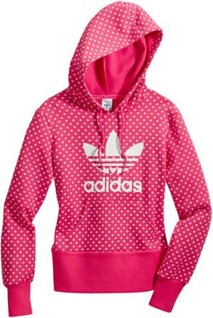 ADIDAS ORIGINALS Lips Trefoil Hoodie mit All Over Print – Bild 2