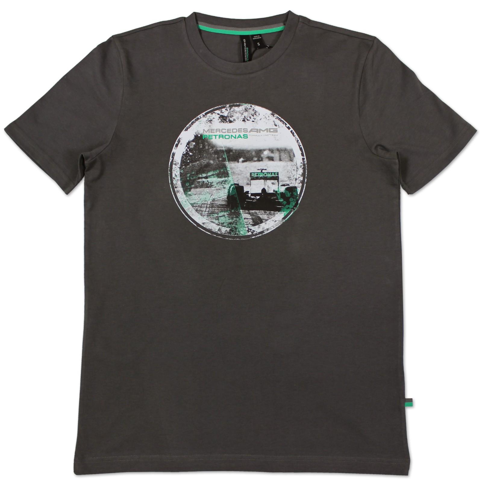 mercedes amg petronas formel 1 fan herren t shirt hamilton. Black Bedroom Furniture Sets. Home Design Ideas