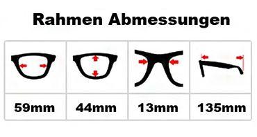 LACOSTE Sonnenbrille L127S-603-045 - maroon – Bild 4