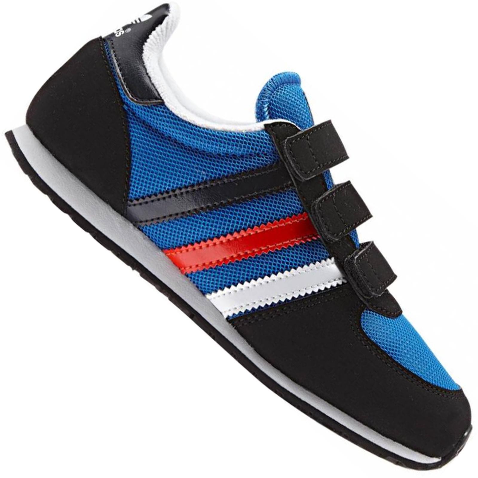 adidas Adistar Racer Schuhe blau grau weiß