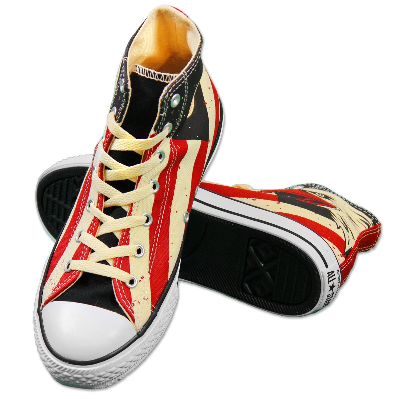 Details about Converse all Star Chucks Taylor Hi Soon Eagle USA US Eagle Shoes 645156C