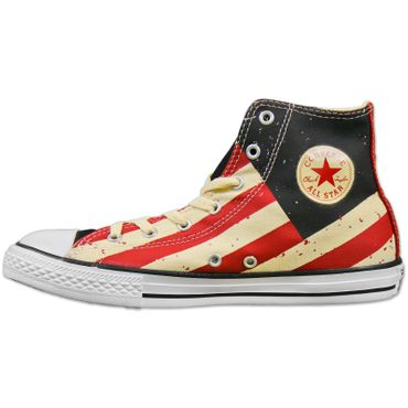 CONVERSE All Star Chucks High USA BALD EAGLE – Bild 2