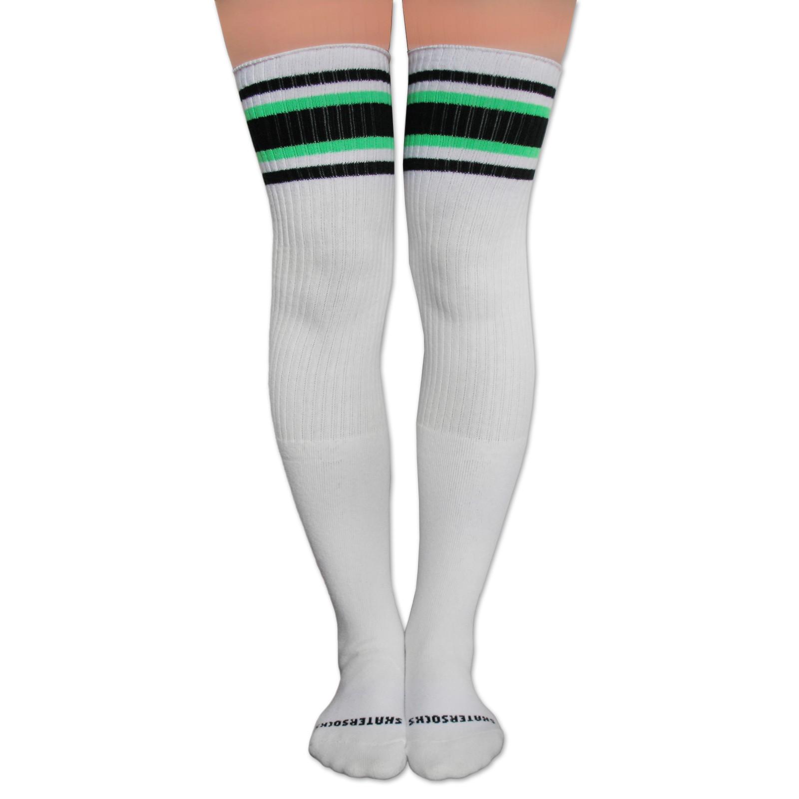 original 30 skatersocks tube socks overknee socken. Black Bedroom Furniture Sets. Home Design Ideas