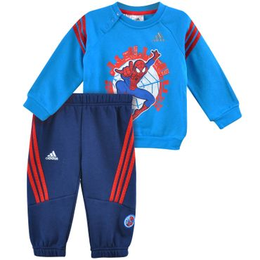 ADIDAS Kinder Disney Spiderman Trainingsanzug – Bild 1