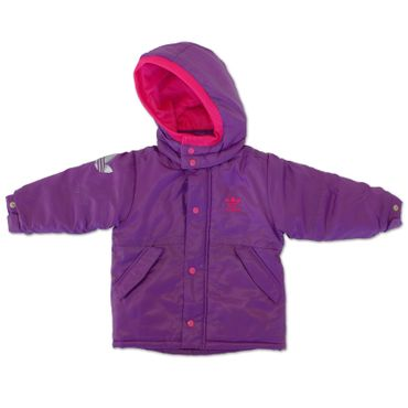 ADIDAS ORIGINALS Baby Padded Winterjacke – Bild 1