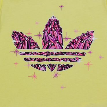 ADIDAS ORIGINALS Graphic Trefoil Kinder Tee – Bild 2