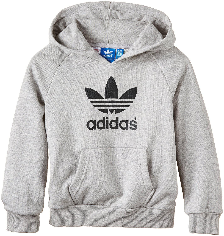 Trefoil Hoodie Originals Hooded Adidas Sweatshirt Kinder Qghza c1uKTJlF3