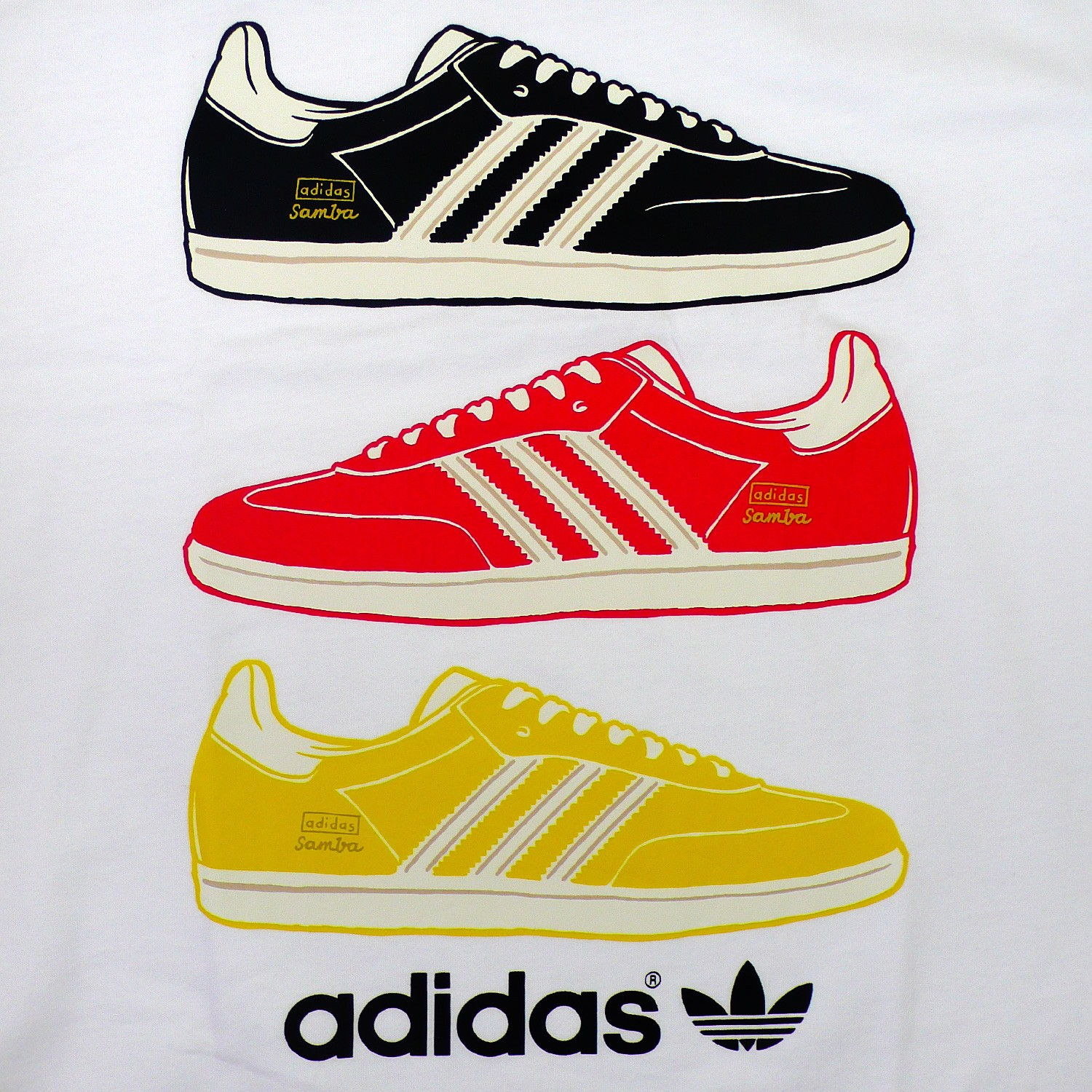 2016 Shirt Adidas Country Deutschland Schuhe Em Tee Originals Germany T Samba zMSqUVp