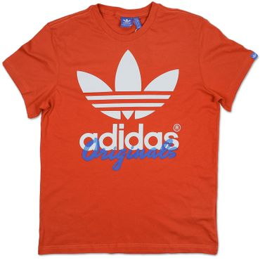 ADIDAS ORIGINALS Graphic Blend Shirt – Bild 1