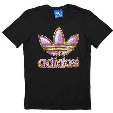 ADIDAS ORIGINALS Graphic Donut Trefoil – Bild 1