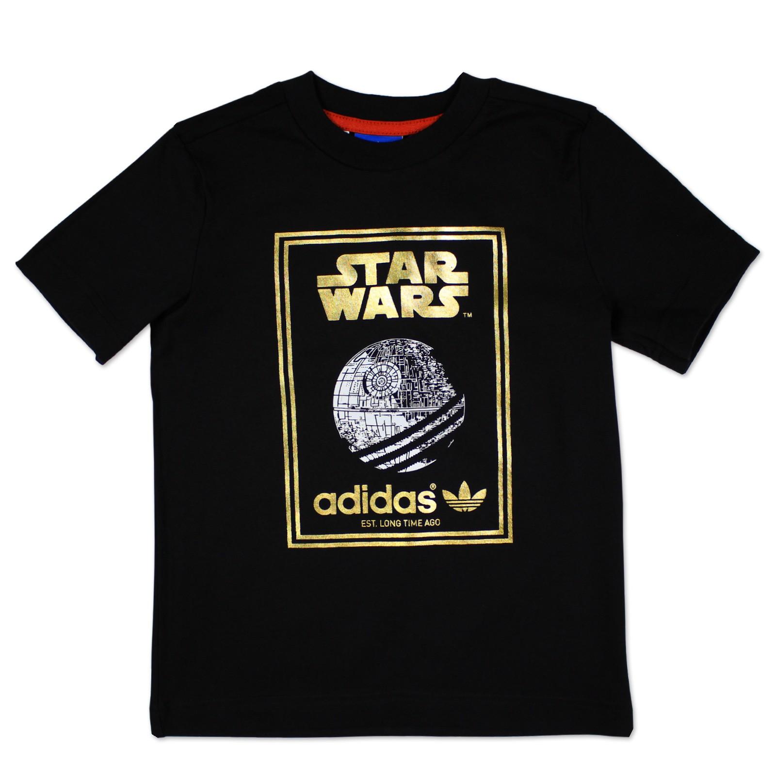 adidas shirt kinder schwarz