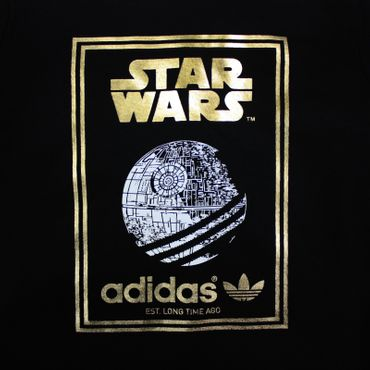 ADIDAS ORIGINALS Star Wars Death Star Kinder Shirt – Bild 2