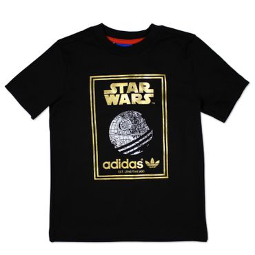 ADIDAS ORIGINALS Star Wars Death Star Kinder Shirt – Bild 1