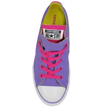 CONVERSE All Star Double Tongue Chucks OX – Bild 4