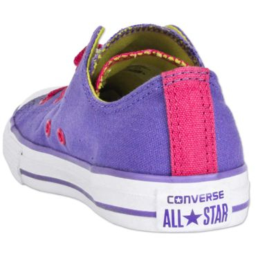 CONVERSE All Star Double Tongue Chucks OX – Bild 3