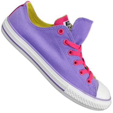 CONVERSE All Star Double Tongue Chucks OX – Bild 1