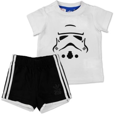 ADIDAS ORIGINALS Star Wars Stormtropper Kinder Set – Bild 1
