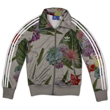 ADIDAS ORIGINALS Firebird Track Top Flower
