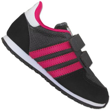 Kinder adidas Originals LA Trainer Inf54 Babyschuhe Black