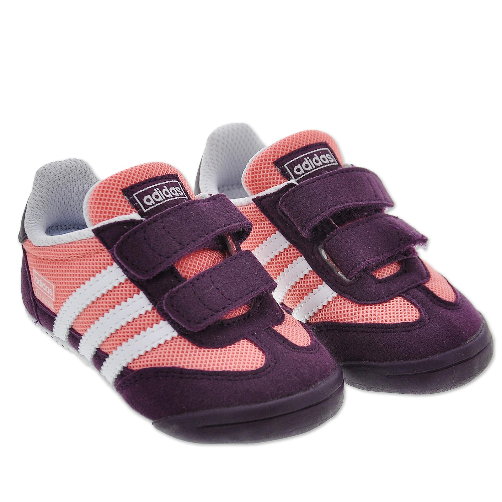 Details about Adidas Originals Dragon Baby Walking Learning Shoes Baby  Krabbelschuhe Peach Pink- show original title