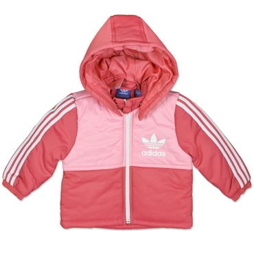 ADIDAS ORIGINALS Baby Padded Winterjacke - rosa