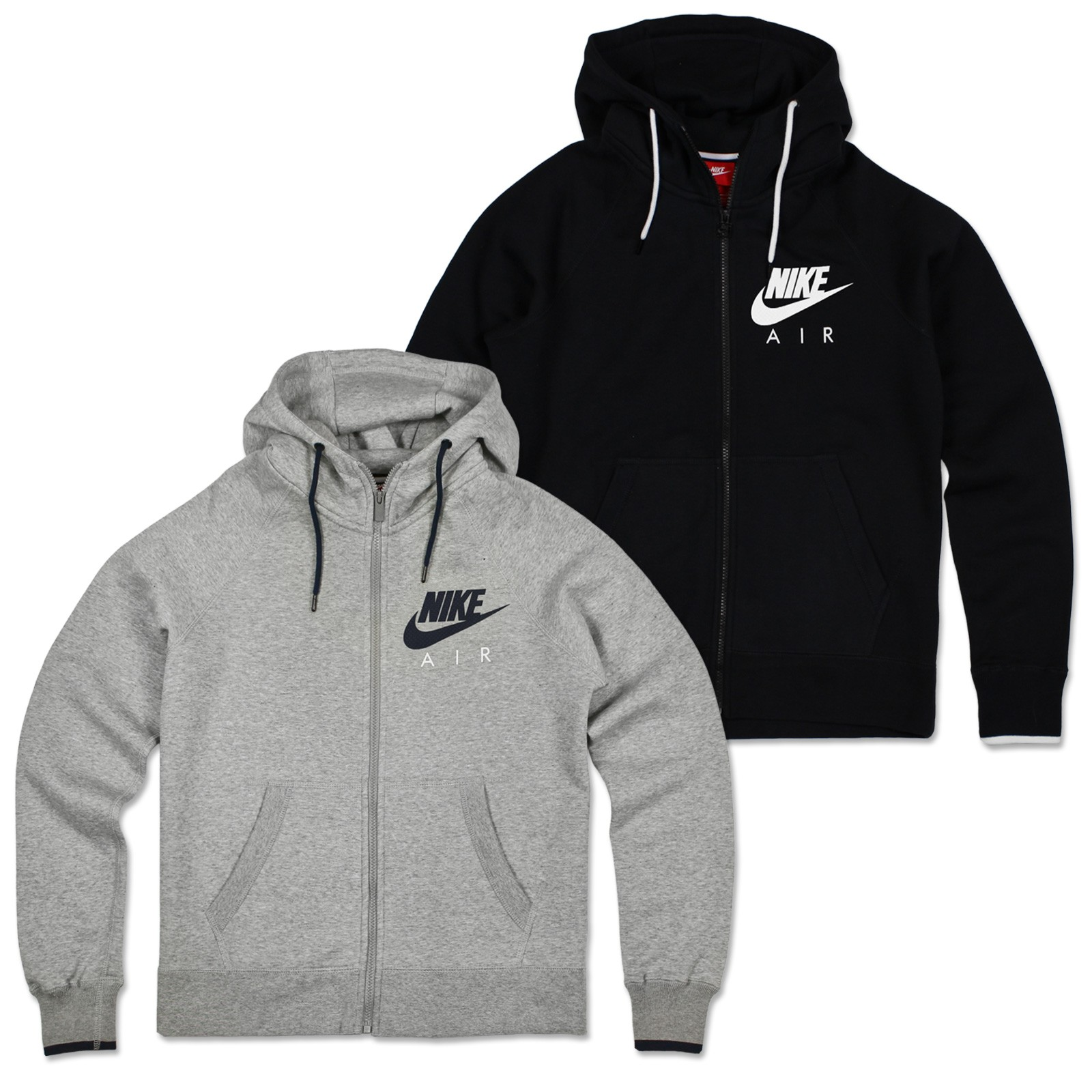 nike swoosh air hoodie fleece kapuzen pullover club hoody. Black Bedroom Furniture Sets. Home Design Ideas