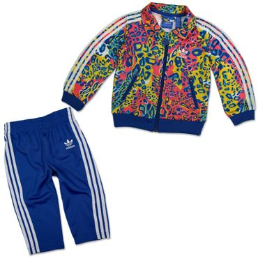 ADIDAS ORIGINALS Kinder Firebird Track Suit – Bild 1