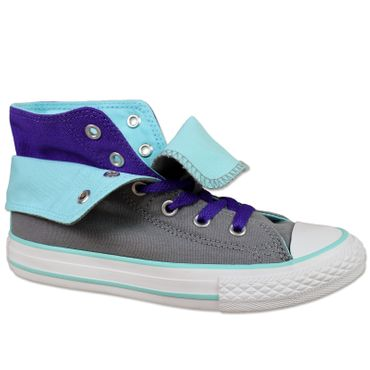 CONVERSE All Star Chucks Hi 2 Fold Double Tongue – Bild 2